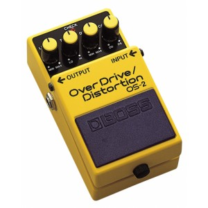Overdrive, Distortion